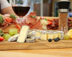 Landgasthaus Sittinger Schmankerlplatte mit Käse
